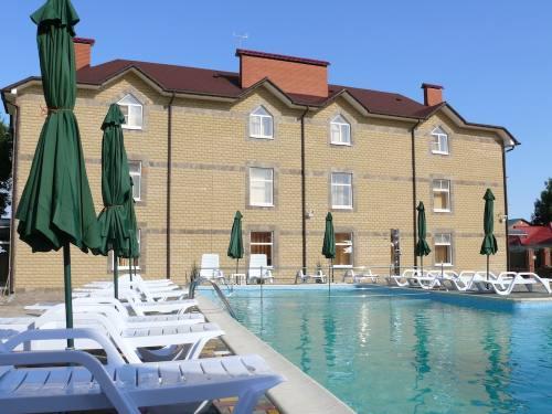 Отели и гостиницы Кирилловки
