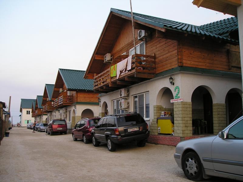 Гостевые дома в Кирриловке подходят для автотуристов